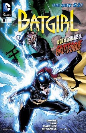 Batgirl # 8 Issues V4 (2011 - 2016) - The New 52