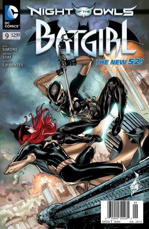 Batgirl # 9 Issues V4 (2011 - 2016) - The New 52