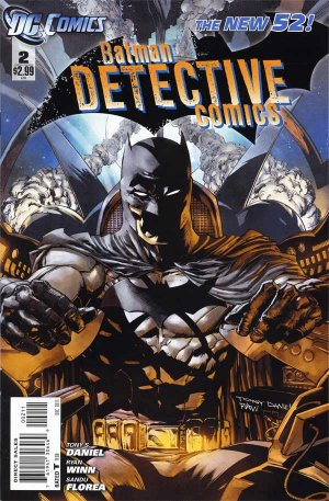 Batman - Detective Comics # 2