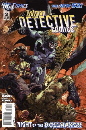 Batman - Detective Comics # 3