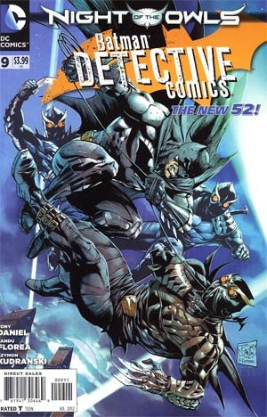 Batman - Detective Comics # 9