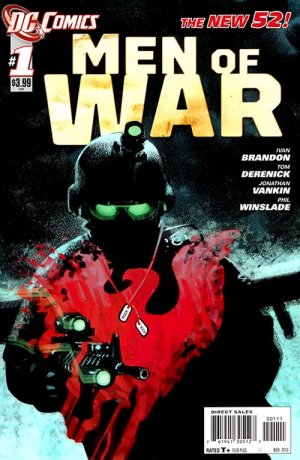 Men of War # 1 Issues V2 (2011 - 2012) - Reboot 2011