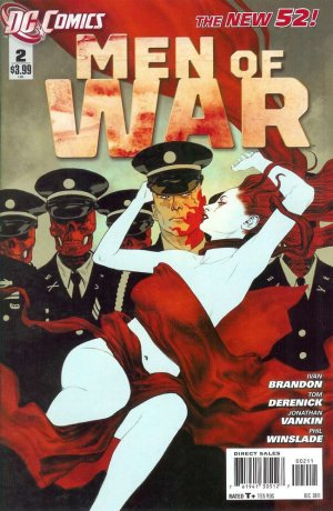 Men of War # 2 Issues V2 (2011 - 2012) - Reboot 2011