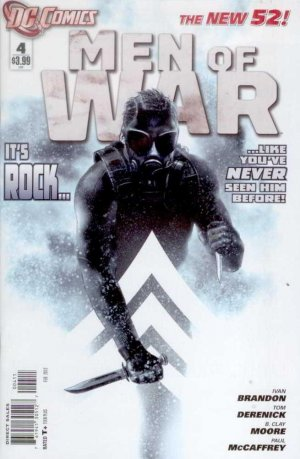 Men of War # 4 Issues V2 (2011 - 2012) - Reboot 2011