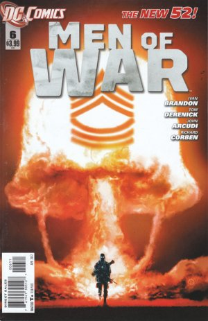 Men of War # 6 Issues V2 (2011 - 2012) - Reboot 2011