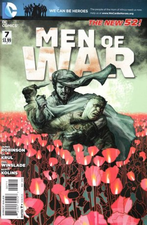 Men of War # 7 Issues V2 (2011 - 2012) - Reboot 2011