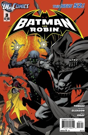 Batman & Robin # 3