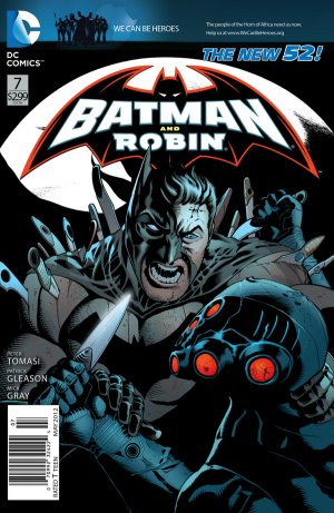 Batman & Robin # 7