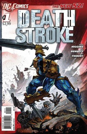 Deathstroke # 1 Issues V2 (2011 - 2013) - Reboot 2011