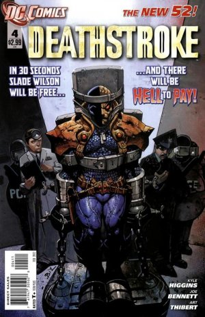 Deathstroke # 4 Issues V2 (2011 - 2013) - Reboot 2011