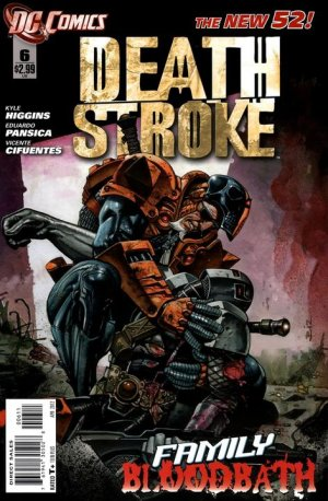 Deathstroke # 6 Issues V2 (2011 - 2013) - Reboot 2011