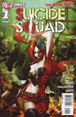 Suicide Squad édition Issues V4 (2011 - 2014)