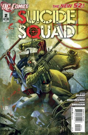 Suicide Squad # 2 Issues V4 (2011 - 2014)