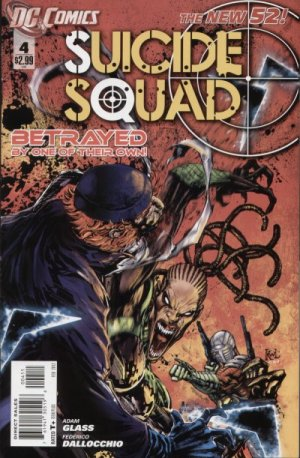 Suicide Squad # 4 Issues V4 (2011 - 2014)