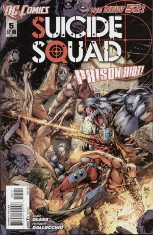 Suicide Squad # 5 Issues V4 (2011 - 2014)