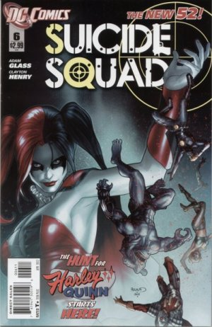 Suicide Squad # 6 Issues V4 (2011 - 2014)
