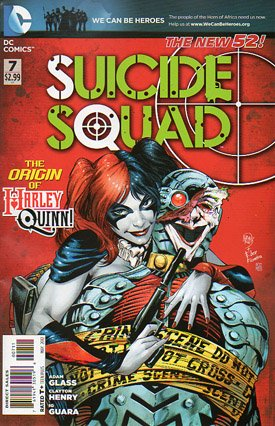 Suicide Squad # 7 Issues V4 (2011 - 2014)