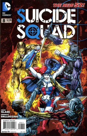 Suicide Squad # 8 Issues V4 (2011 - 2014)