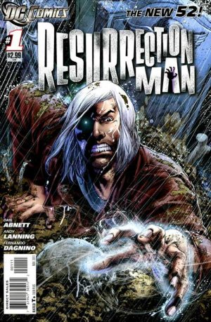 Resurrection Man édition Issues V2 (2011 - 2012) - Reboot 2011