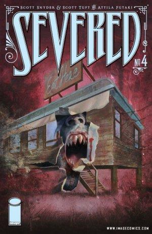 Severed, Destins Mutilés édition Issues (2011 - 2012)