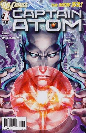 Captain Atom édition Issues V2 (2011 - 2012)