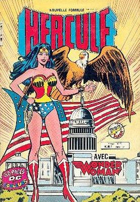 Hercule (Avec Wonder Woman) édition simple