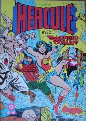 Hercule (Avec Wonder Woman) édition Recueil