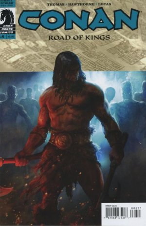 Conan - Road of kings édition Issues (2010 - 2012)
