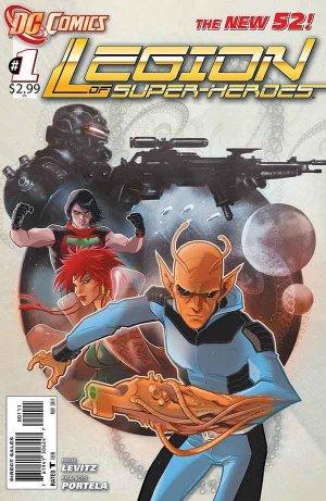 La Légion des Super-Héros édition Issues V7 (2011 - 2013) - Reboot 2011