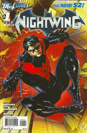 Nightwing # 1 Issues V3 (2011 - 2014) - The New 52