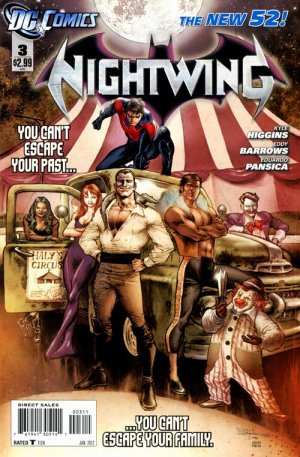 Nightwing # 3 Issues V3 (2011 - 2014) - The New 52