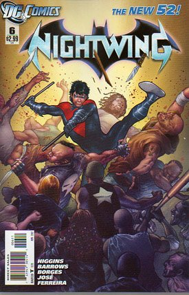 Nightwing # 6 Issues V3 (2011 - 2014) - The New 52