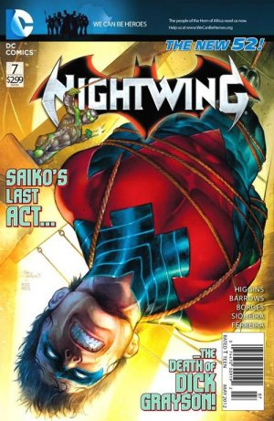 Nightwing # 7 Issues V3 (2011 - 2014) - The New 52