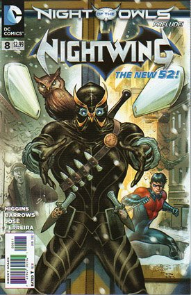 Nightwing # 8 Issues V3 (2011 - 2014) - The New 52