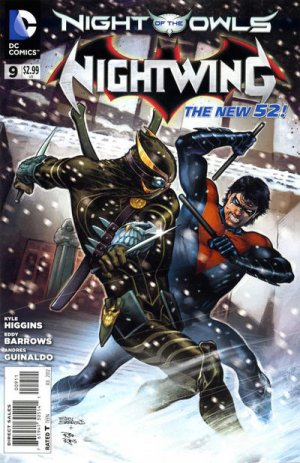 Nightwing # 9 Issues V3 (2011 - 2014) - The New 52