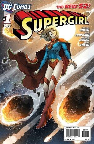 Supergirl # 1 Issues V6 (2011 - 2016)