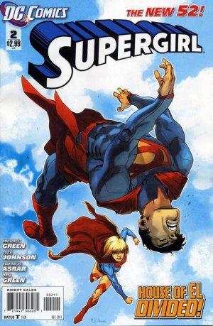 Supergirl # 2 Issues V6 (2011 - 2016)