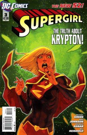Supergirl # 3 Issues V6 (2011 - 2016)