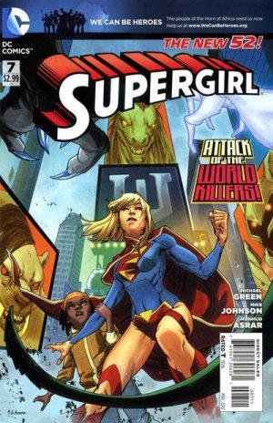 Supergirl # 7 Issues V6 (2011 - 2016)