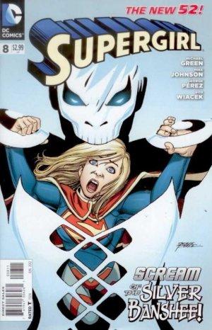Supergirl # 8 Issues V6 (2011 - 2016)