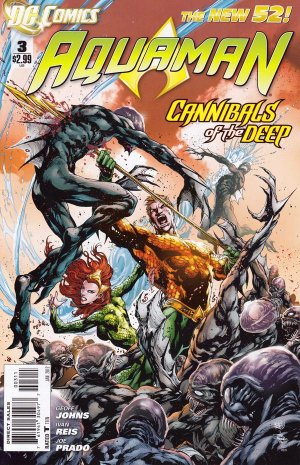 Aquaman # 3 Issues V7 (2011 - 2016) - The New 52
