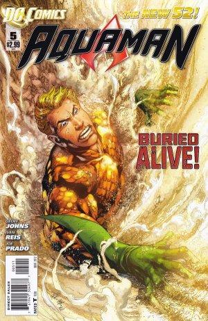 Aquaman # 5 Issues V7 (2011 - 2016) - The New 52