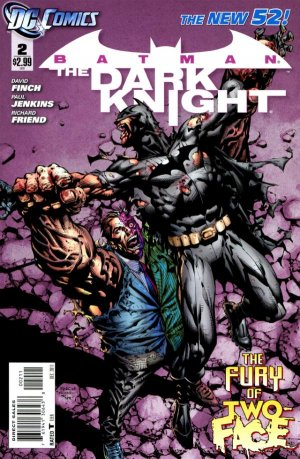 Batman - The Dark Knight # 2 Issues V2 (2011 - 2014)
