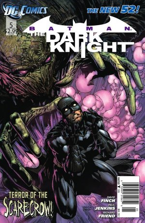 Batman - The Dark Knight # 5 Issues V2 (2011 - 2014)