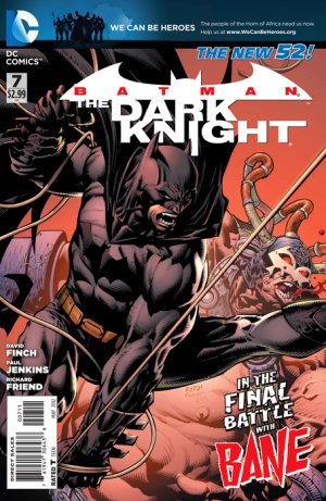 Batman - The Dark Knight # 7 Issues V2 (2011 - 2014)