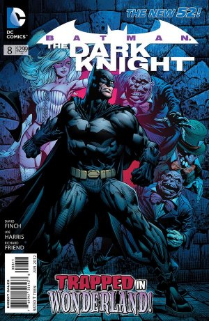 Batman - The Dark Knight # 8 Issues V2 (2011 - 2014)