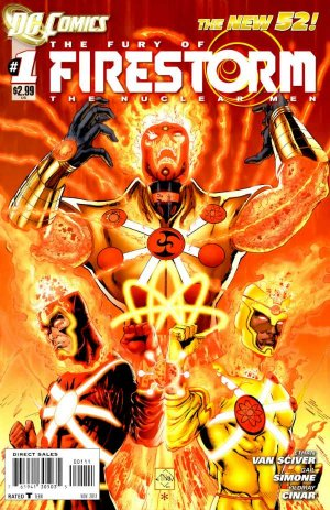 The Fury of Firestorm, The Nuclear Men édition Issues V2 (2011 - 2012)