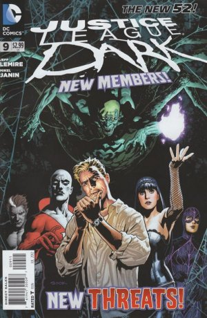 Justice League Dark # 9 Issues V1 (2011 - 2015) - Reboot 2011