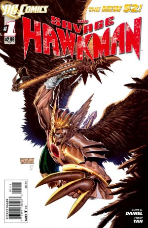 The Savage Hawkman édition Issues (2011)