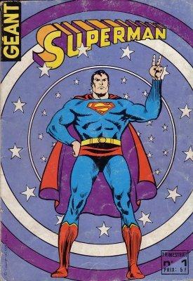 Superman Géant # 1